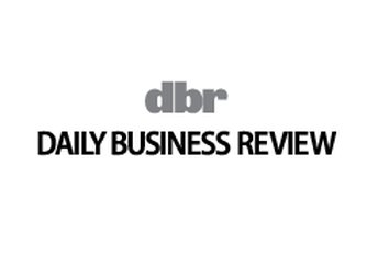 Daily Business Review Award
